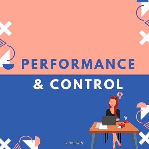 Digital Marketing Planning Pt 6: Performance & Control
