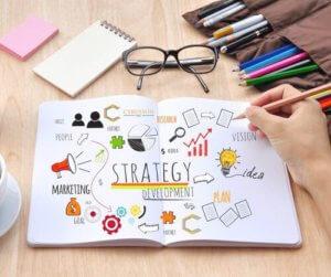 Digital Marketing Strategy Development