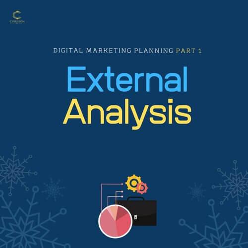 Digital Marketing External Analysis