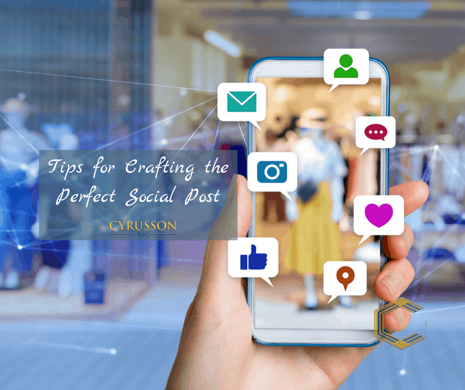 Crafting the Perfect Social Post