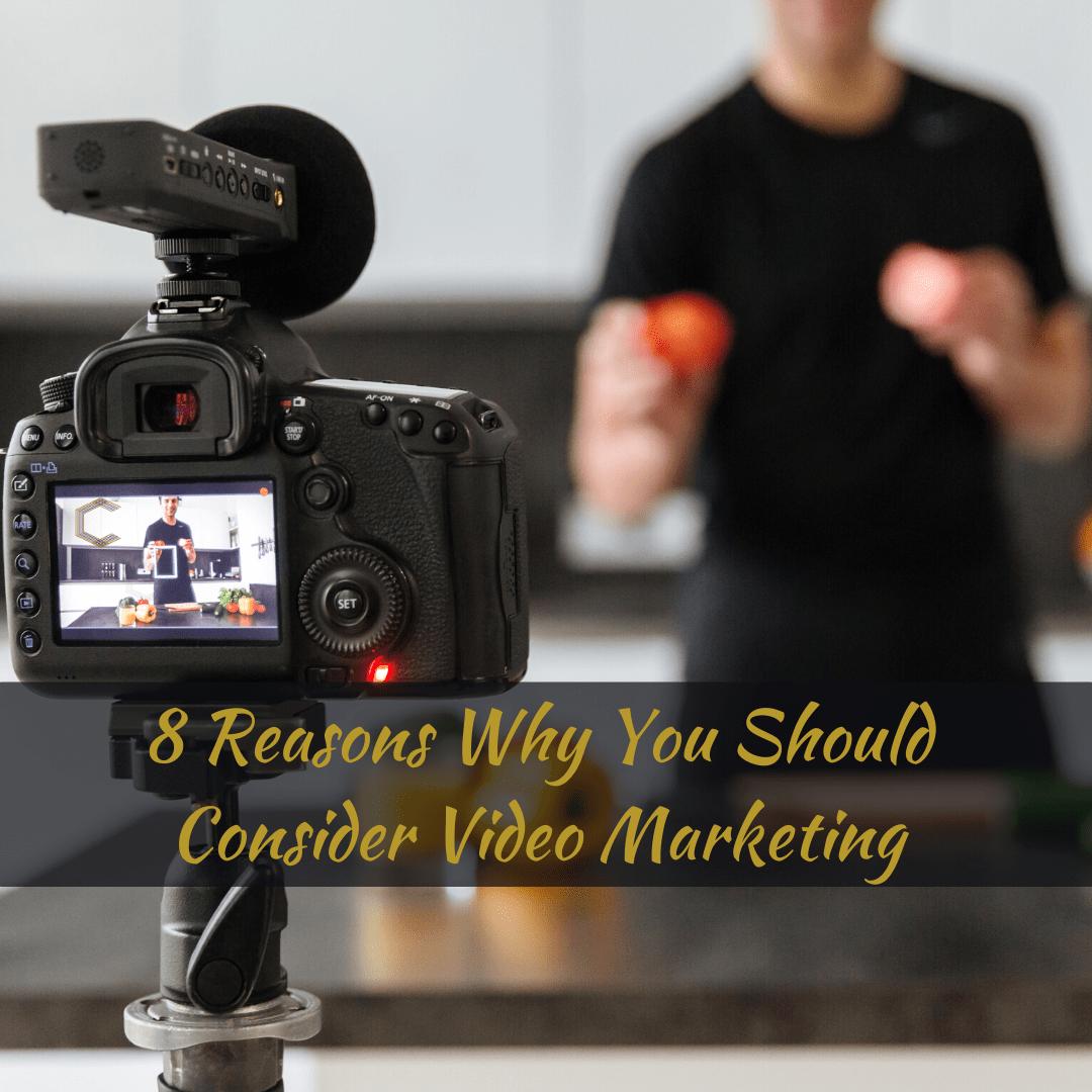 Video Marketing | Cyrusson