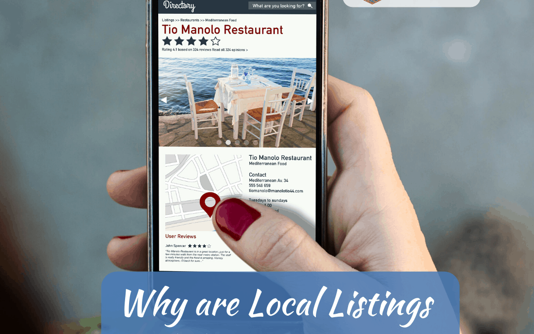 Why are Local Listings needed for Businesses?
