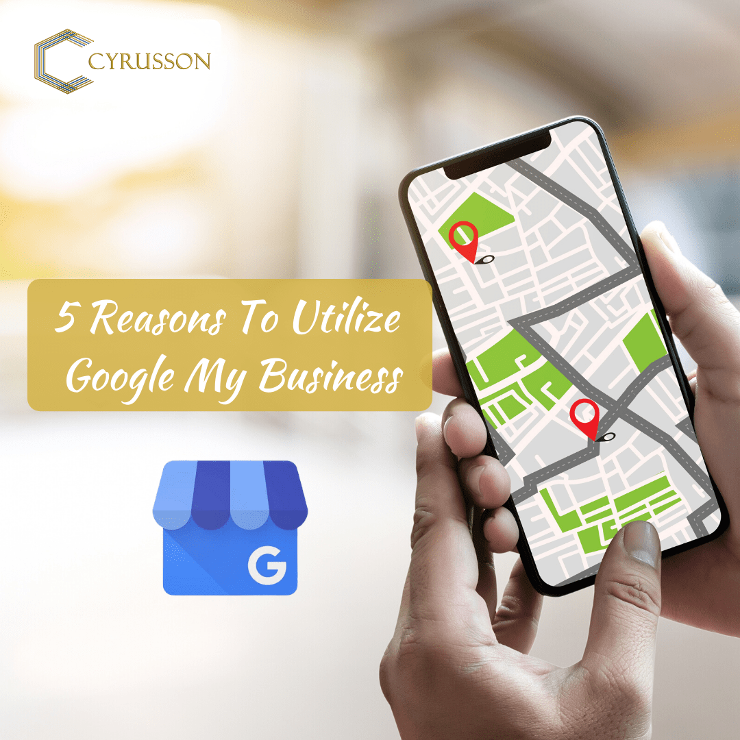 Google My Business | Cyrusson
