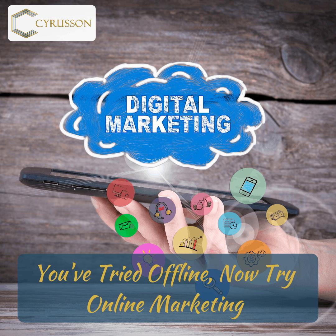 Online Marketing Methods