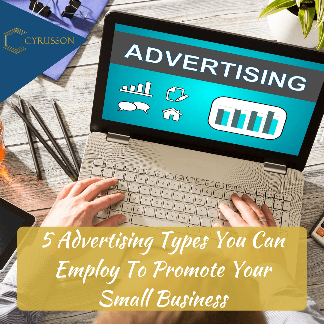 Advertising Types | Cyrusson