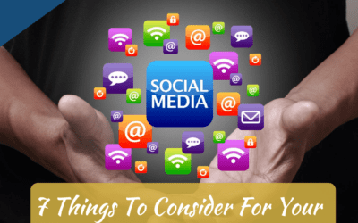 7 Things To Consider For Your Business's Social Media Page