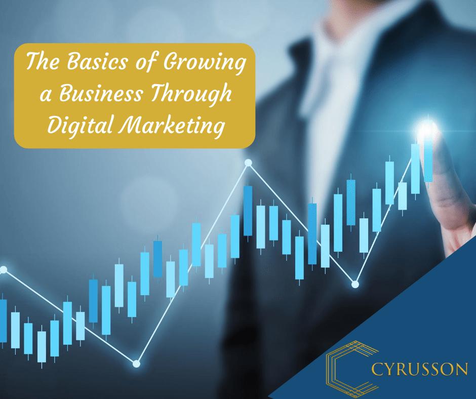 Digital Marketing | Cyrusson