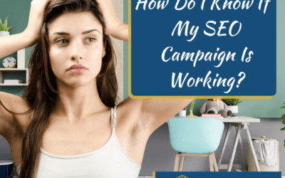 Is My SEO Campaign Is Working?