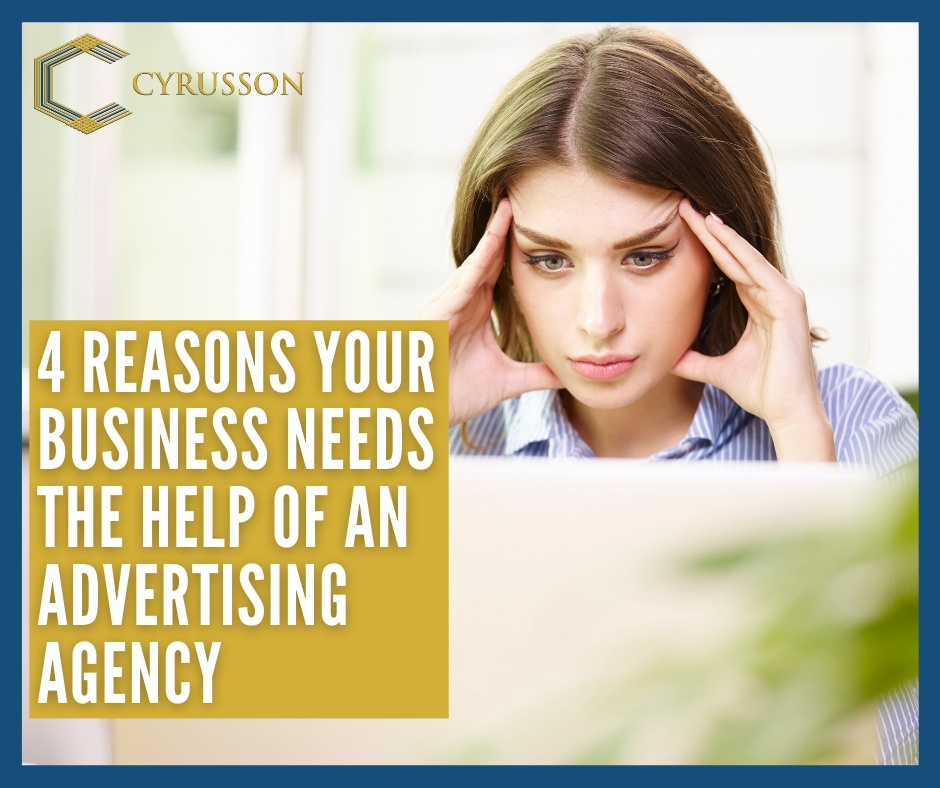 advertising agency | Cyrusson