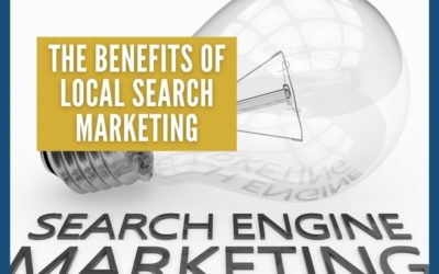 Benefits of Local Search Marketing