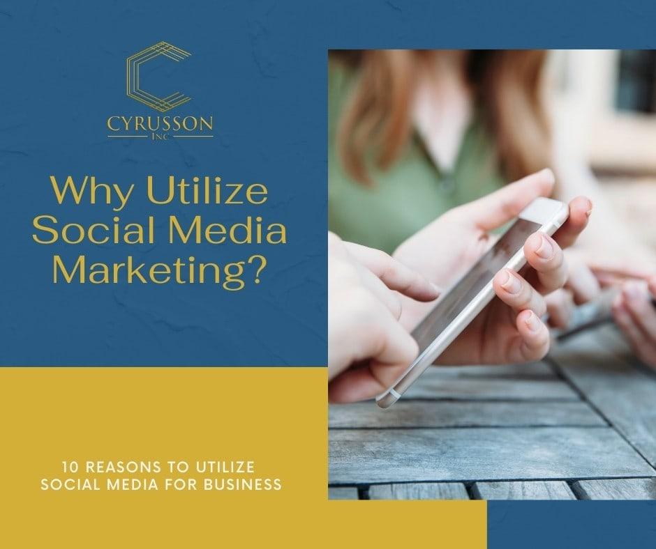 social media marketing | Cyrusson