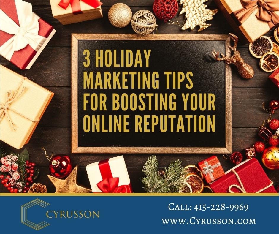 Online Reputation | Cyrusson