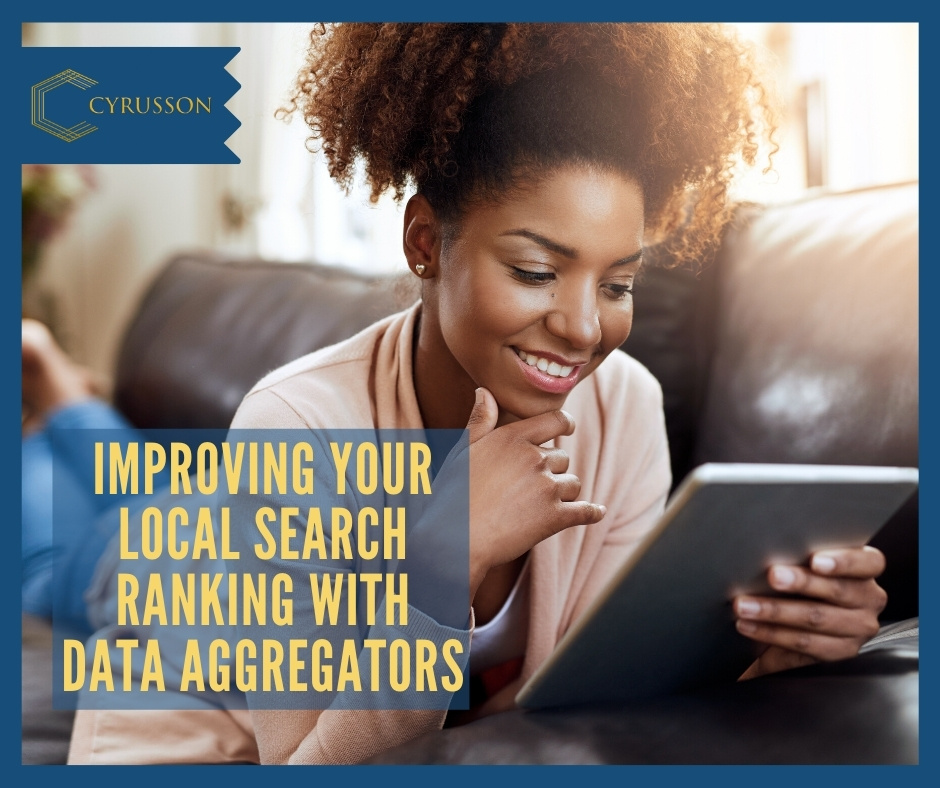 Data Aggregators Search Ranking