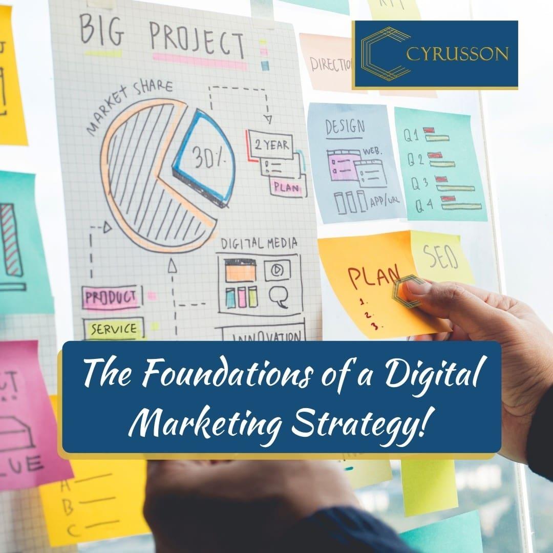digital marketing strategy   Cyrusson