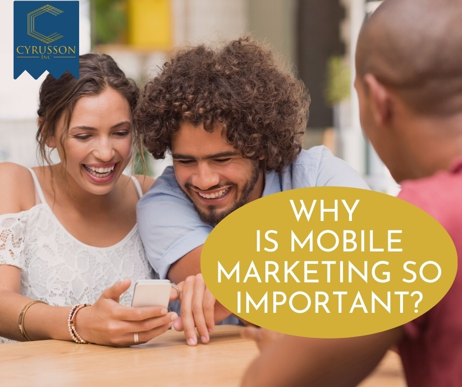 Mobile Marketing | Cyrusson