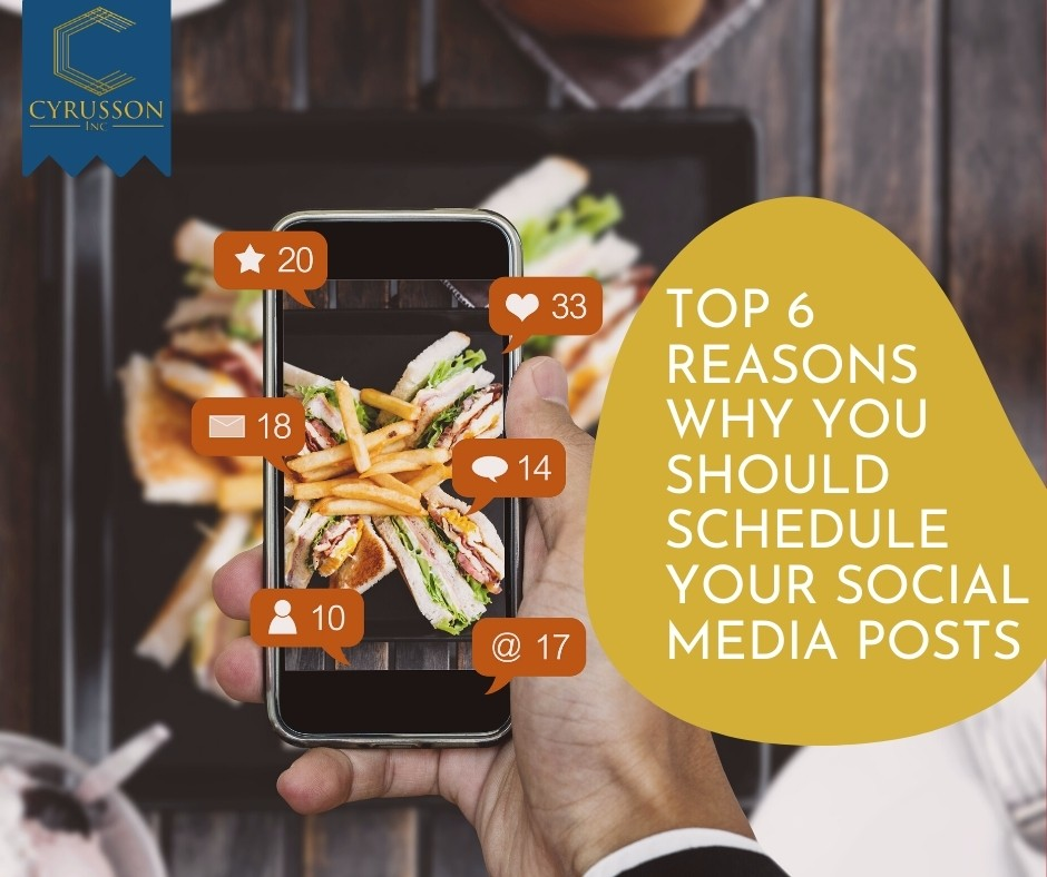 Schedule Your Social Media Posts