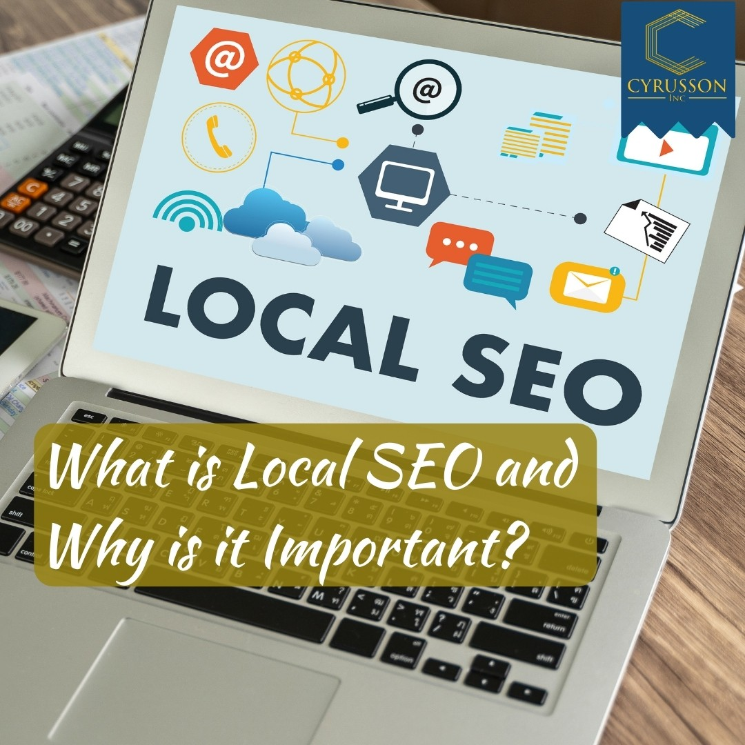 What Is Local SEO | Cyrusson
