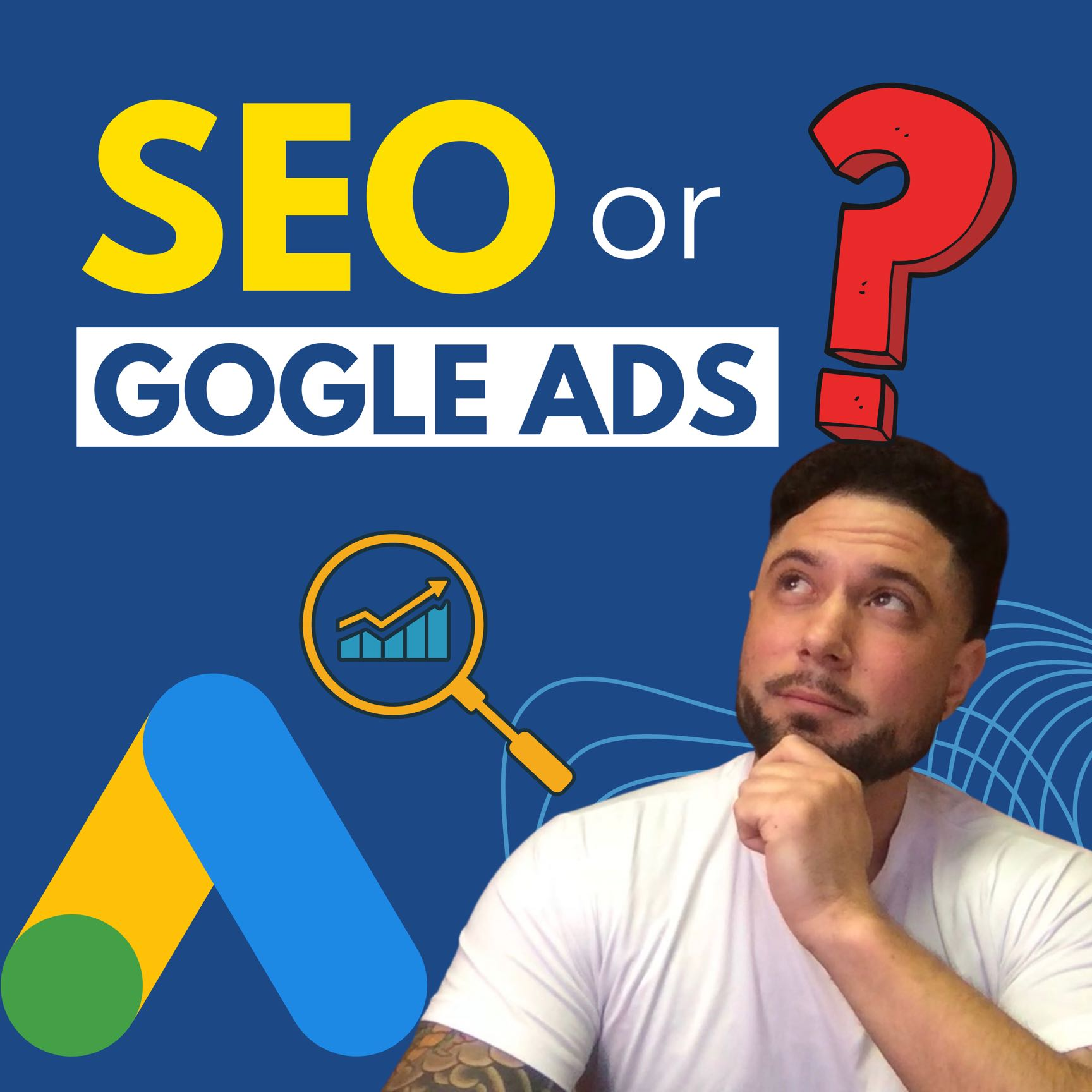 SEO or Google Ads?   Cyrusson