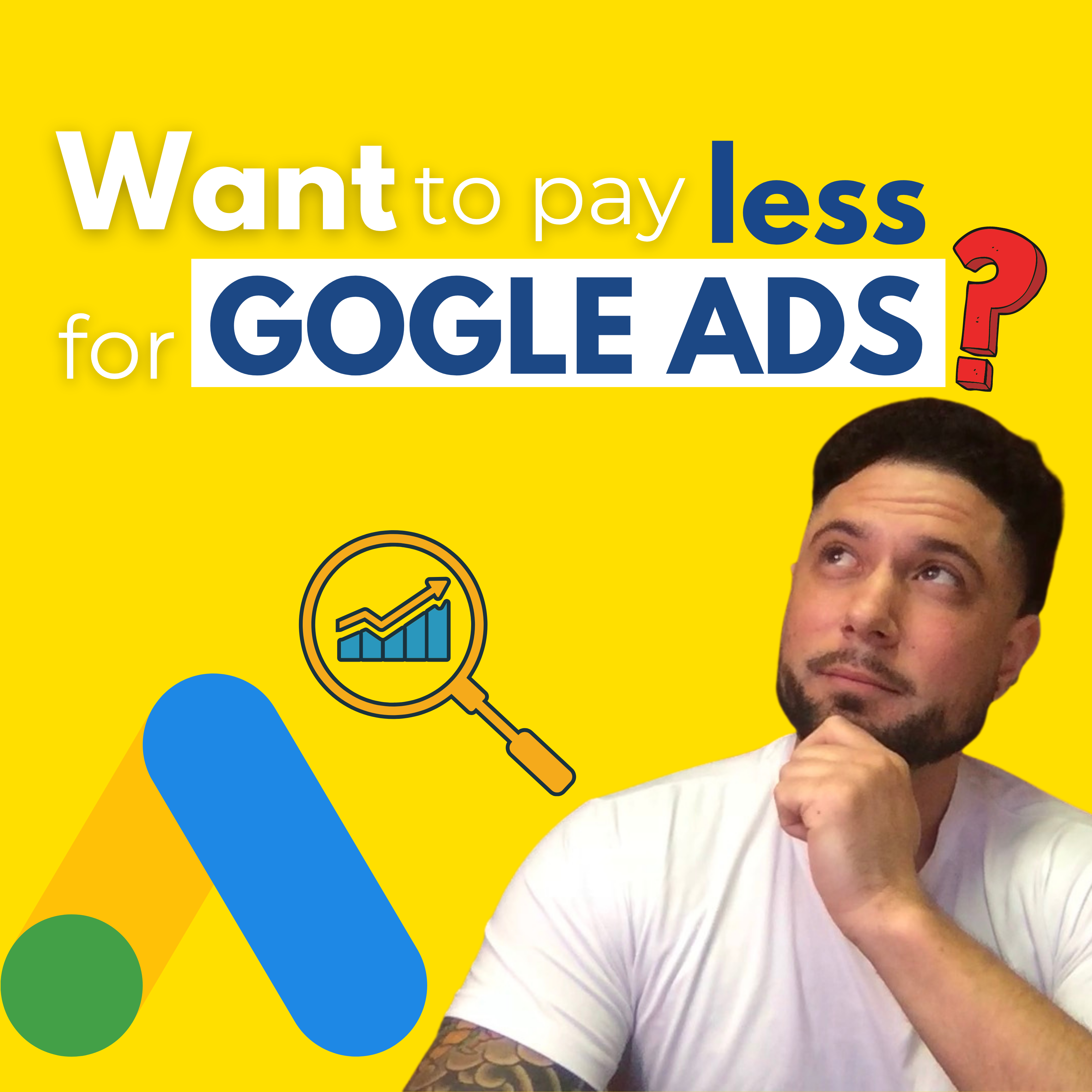 Want To Pay Less For Your Google Ads   Cyrusson