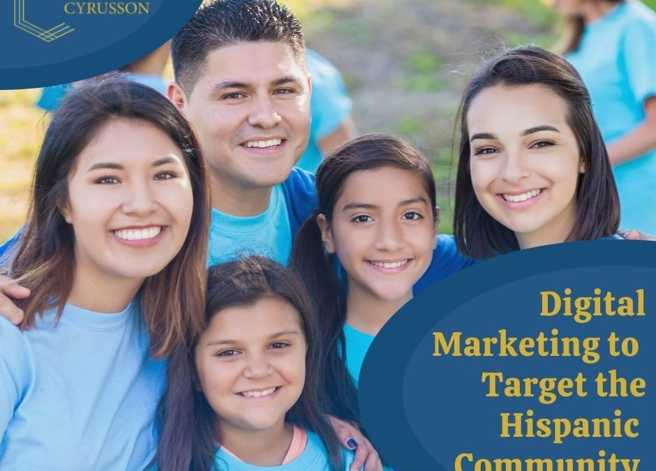 Digital Marketing to Target the Hispanic Community | 5 Things To Know